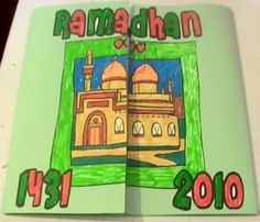 This is my son's first Ramadhan lapbook and I know it will not be the last. We have had so much fun putting this together, masha'Allah. First of all, I really would like to give credit where credit…