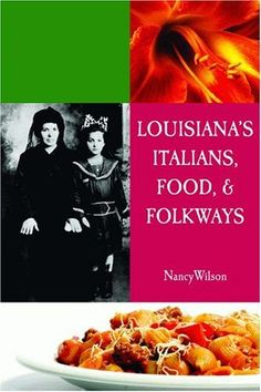 Louisiana's Italians, Food