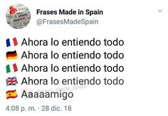 34 trendy funny memes in spanish chistes frases Short Funny Quotes, Funny Baby Quotes, Funny Spanish Memes, Spanish Humor, Work Quotes, Quotes For Kids, Funny School Memes, Funny Memes, Drinking Quotes