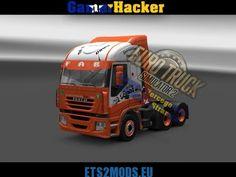 Iveco Stralis FAB 11 Skin - ETS2MODS.EU - Euro Truck Simulator 2 Mods