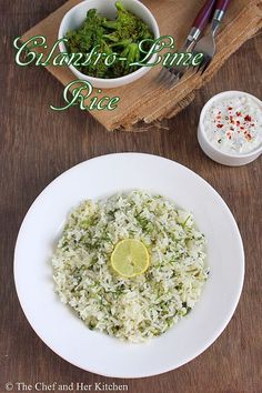 Cilantro Lime Rice Recipe | Easy Mexican Recipes