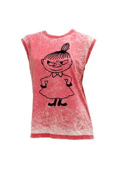 Myy t-shirt. Shop: http://shop.ivanahelsinki.com/collections/moomin-by-ivana-helsinki/products/myy-shirt Ivana Helsinki, Finland