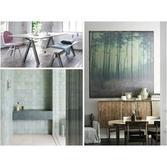 Are You Ready for Pantone 2016 Color Trends? ❤ liked on Polyvore featuring home and home decor