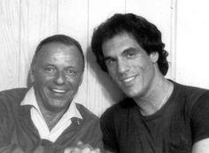 "Robert Davi with Frank Sinatra | ""Davi Sings Sinatra"" | ""Contract on Cherry Street"""
