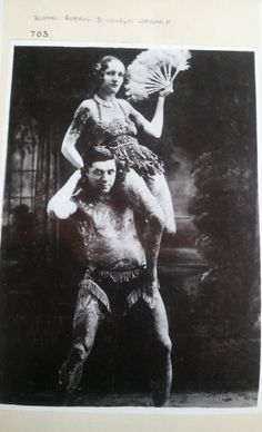 Jean Furella Caroll & Charlie Wagner
