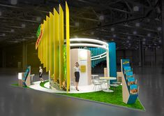Concept of DEKALB exhibition project