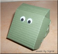Krokodil-Box