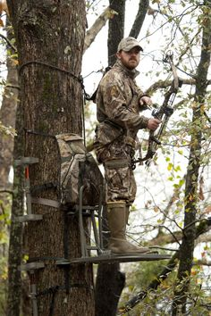 Are Your Treestands Ready for Deer Season or Still Sitting in the Garage?