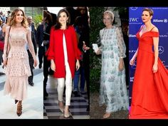 8 Stylish Royal Women Besides Kate Middleton,That You Should Know