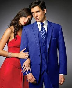 2 Btn Suit/Stage Party Tuxedo Satin Trim outlines a Notch Lapel Matching Trousers Royal Blue $595 Designer Suits at affordable prices. Online or in-store (West LA, CA). #designer #mens #suits #suit #meanswear #formal #formalwear #black #brown #darkgrey #charcoal #white #yellow #blue #red #orange #green #2button #3button #4button #5button #6button #7button #twobutton #2 #3 #4 #5 #6 #7 #button