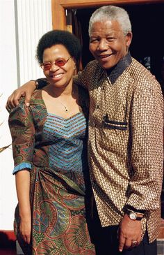 On his 80th birthday, July 18, 1998, Mandela married Graca Machel, the widow of former Mozambican President Samora Machel.