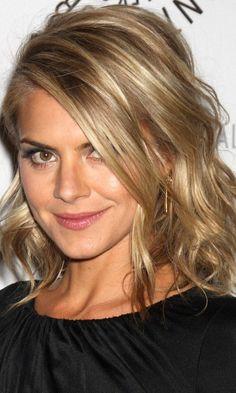Heieste Frisuren für Mittellanges Haar 2016  Moderne Haare und Frisuren