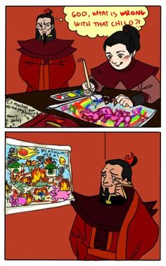 Ozai, what's wrong with you?