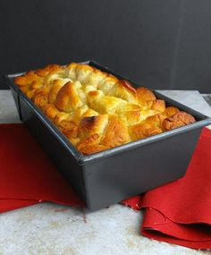Orange Pull-Apart Bread also known as bubble loaf or monkey bread made with tubes of refrigerated biscuits.
