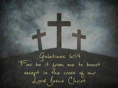 Galatians 6:14 | by joshtinpowers