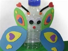 1000 images about plastic bottle characters rockets on pinterest recycled crafts milk - Plastic bottles recycling ideas boundless imagination ...