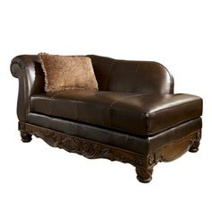 Ashley home furniture chaise lounger signature design by for Ashley north shore chaise