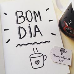 Good Afternoon, Good Morning Quotes, Good Vibes, Instagram Feed, Inspirational Quotes, Lettering, Memes, Prints, Portuguese