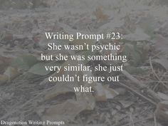 Writing Prompt Dragonition 23