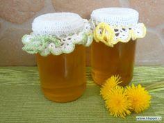 Blog pro mlsné jazýčky: Pampeliškový med