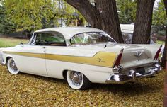 First year Fury… 1956 Plymouth hardtop Chrysler Voyager, Vintage Cars, Antique Cars, Vintage Auto, Dodge, Automobile, Plymouth Cars, Chrysler Cars, Chrysler 300