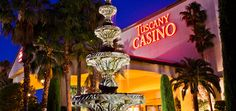 Tuscany Hotel and Casino, Las Vegas Great affordable place that's close to the strip.  Nice convention facilities too.