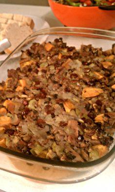 Paleo Thanksgiving Stuffing