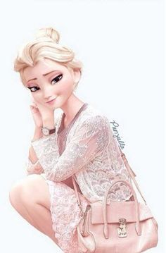 Image eddy elsa frozen source filmmaker animated