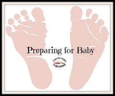 Preparing for Baby: 1st Time Parents