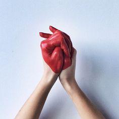 Handmade Human Heart. #tbt