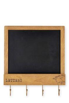 Buy Wooden Memo Board Hook from the Next UK online shop