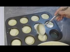 OVO JOŠ NISTE PROBALI – EKSTRA BRZI NEOBIČNI MAFINI - YouTube Food Decoration, Muffins, Wine Recipes, Cookie Dough, Food Art, Deserts, Breakfast, Cake, Youtube