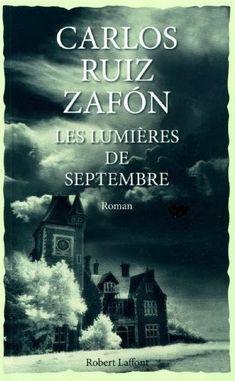 L'île d'Eéa: Les lumières de septembre, de Carlos Ruiz Zafon