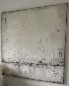 Contemporary Abstract Art, Abstract Wall Art, Old Photo Texture, Painters Studio, Textile Fiber Art, Black And White Painting, Faux Painting, Art For Art Sake, Minimalist Art