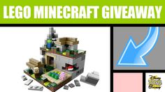 Free Stuff LEGO MINECRAFT Giveaway Contest #40 OPEN - Lego Minecraft The...