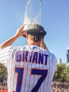 Chicago Cubs :: Kris Bryant