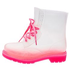 Stylish Women's Rain Boots Water Shoes High Leg With Cute Pattern Tyc210 >>> Continue to the product at the image link.