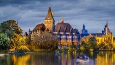 Locs, Budapest, Cathedral, Mansions, House Styles, Building, Travel, Viajes, Manor Houses
