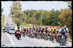 Tan uruguayo como el mate es la Vuelta Ciclista en semana de Turismo...Santa...o Criolla.