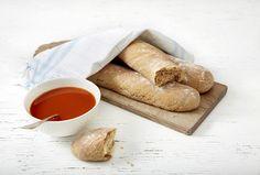 Grove bagetter Bread, Baking, Bakken, Backen, Bakeries, Breads, Reposteria