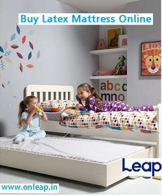 Latex Mattress is one of the best choices for blissful sleep.The journey of Leap mattresses is a fine blend of age-old expertise with modern technology. With over 15 years of experience in making cozy, comfortable and sturdy mattress we have made a name for ourselves in this business. We made it effortless for people to buy Latex Mattress Online by launching www.onleap.in.