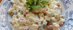Potato salad according to Jamie Oliver Top-Rezepte. Thanksgiving Feast, Thanksgiving Recipes, Jamie Oliver, Drink Party, Cabbage Lasagna, Chinese Garlic, Lazy Cat Kitchen, Tortellini Bake, Mango Curry