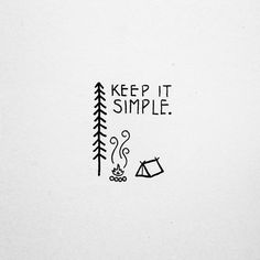 drawings simple keep easy drawing doodle doodles camping draw quotes sketch amazing aesthetic tattoo simples minimize desenho pen desenhando rabiscos
