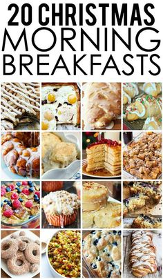20 Magical Christmas Morning Breakfast Recipes