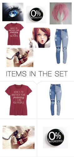 """""""Lola 1/4/18"""" by justagoldenrabbit ❤ liked on Polyvore featuring art"""