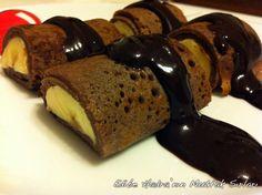 Meyveli Kakaolu Krep Tatlısı   Edibe Hadra'nın Mutfak Sırları