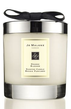 Jo Malone London™ Peony & Blush Suede Scented Home Candle   Nordstrom Home Candles, Luxury Candles, Vases, Best Bridesmaid Gifts, Bridesmaids, Lime And Basil, Candles Online, How To Make Ribbon, Jo Malone