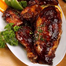 Slow-Cooked Barbecue Chicken Breasts | MyDailyMomentf