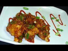 Cauliflower Manchurian on Pinterest | Gobi Manchurian, Manchurian ...