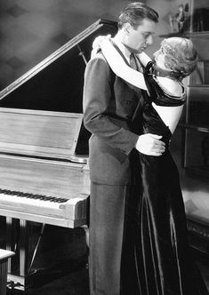 """oldhollywood-glamour: """"Barbara Stanwyck and George Brent in Baby Face """" Hollywood Stars, Old Hollywood, Barbara Stanwyck Movies, Pre Code Movies, The Lady Eve, George Brent, Baby Face, Gloria Grahame, George Hurrell"""
